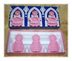 3 Vintage Avon Little Choir Boys Hostess Soaps Pink Set 1976 Cosmetics & Perfume, Avon Rep, Vintage Avon, Beauty Stuff, Choir, My Childhood, Bath And Body, Soap, Plastic