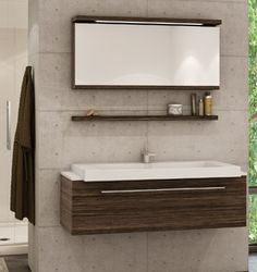 1000 Images About Salle De Bain On Pinterest Modern Bathroom Vanities Vanity Units And Home