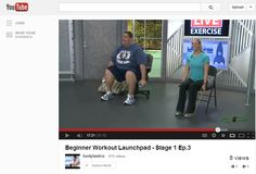 """Hello my friends, I am pleased to announce episode 3 of Workout LaunchPad Series 1 is now available! In this episode Sara Shrock Castro adds another rep to each set to gradually keep these routines challenging. There are 3 more episodes this week that will be published for free on the BodyLastics YouTube Channel and beginning the week of 2/17, simply visit LiveExercise.com and subscribe so you will continue to have access to """"LIVE"""" episodes every Monday, Wednesday and Friday morning at 7:15…"""
