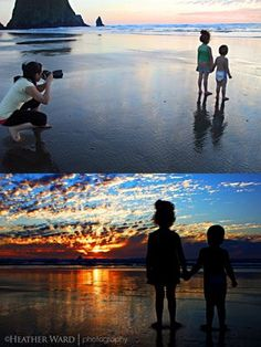HOW TO silhouette portrait tutorial.
