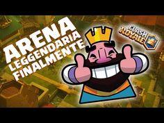 Clash Royale | Arena Leggendaria DAJEEEEE - YouTube