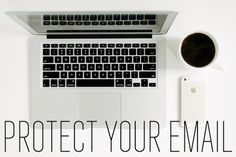 how to protect your email