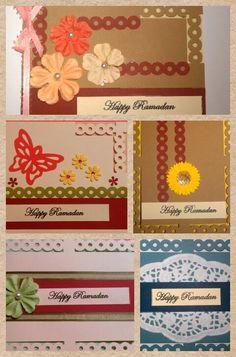Ramadan cards by Neli