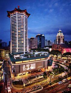 Marriott Hotel at ION Orchard, Singapore Singapore Business, Singapore City, Singapore Malaysia, Best Places In Singapore, Orchard Road Singapore, Dutch East Indies, Marriott Hotels, City State, City Living