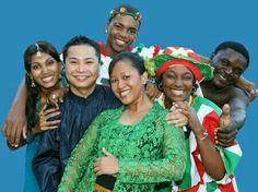 Surinam People
