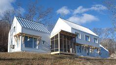 Prefab | Ecocor | Pre-Fab Passive House