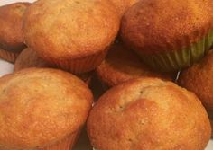 Muffin, Breakfast, Recipes, Food, Smoothie, Banana, Bebe, Morning Coffee, Essen