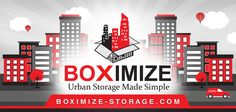 DESIGN BRAND STICKER FOR BOXIMIZE! by yayay