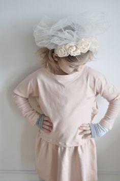 Raffinierte Kopfbedeckung!