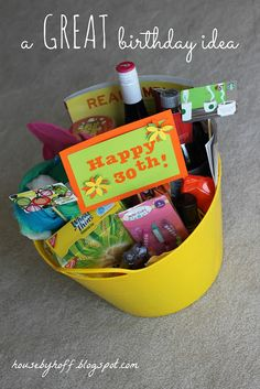 A Great Birthday Gift Idea!