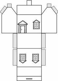 Resultado de imagem para modelos de casas para maquetes