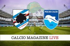 Sampdoria-Pescara cronaca diretta e risultato in tempo reale