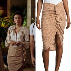 Dynasty Closet is dedicated to finding the clothes, jewelry, accessories & shoes worn on The CW's. Classy Outfits, Chic Outfits, Fashion Outfits, Dynasty Clothing, Nathalie Kelley, Summer Outfits Women 30s, Love Fashion, Womens Fashion, Going Out Outfits