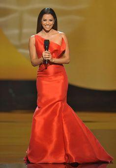 La Alfombra Roja de los premios ALMA 2012