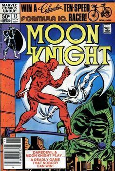 Moon Knight and Daredevil