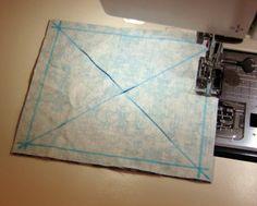 Square in a Square tutorial