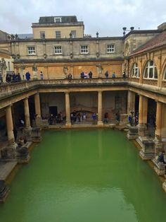 An Accessible Day in Bath
