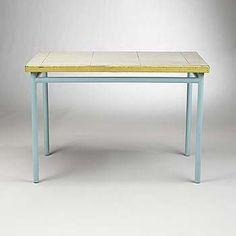 """Table """"Cite la Refuge de l'Amie"""" by Le Corbusier"""