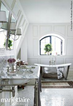 Una villa danese anni Venti. Il lusso d'epoca ma contemporaneo degli stilisti del brand Day Birger et Mikkelsen.