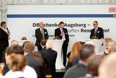 DB Schenker nimmt neue Logistikanlage im GVZ Augsburg in Betrieb - http://www.logistik-express.com/db-schenker-nimmt-neue-logistikanlage-im-gvz-augsburg-in-betrieb/