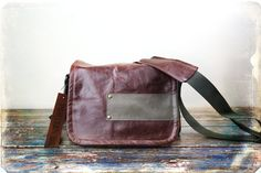 Leather Camera Bag  Olive Mirrorless Compact Camera by PorteenGear, $115.00