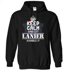 LANIER-Special For Christmas - #family shirt #tshirt kids. ORDER HERE => https://www.sunfrog.com/Names/LANIER-Special-For-Christmas-ifpjl-Black-11409707-Hoodie.html?68278