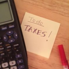 Is it Just Me? 3 Things I Remember Every Tax Season