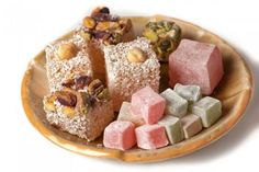 """"""""""" """"TURKISH DELIGHT"""" """""""" hazelnut, walnut, rose, almond done. Even with cream, it made even peanut. It is a sweet unique in the world. You should refer to the absolute taste."""