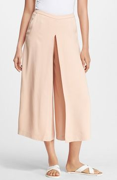 Tracy+Reese+Stretch+Double+Crepe+Culottes+available+at+#Nordstrom