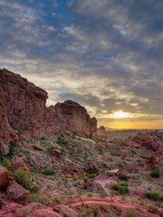 camelback mountain - phoenix AZ
