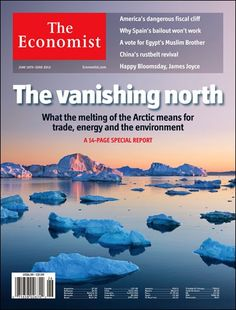 There are benefits in the melting of the Arctic, but the risks are much greater