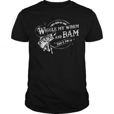 I JUST HOLD MY ROD - WIGGLE MY WORM AND BAM SHE'S ON IT #jobs #tshirts #WORM #gift #ideas #Popular #Everything #Videos #Shop #Animals #pets #Architecture #Art #Cars #motorcycles #Celebrities #DIY #crafts #Design #Education #Entertainment #Food #drink #Gardening #Geek #Hair #beauty #Health #fitness #History #Holidays #events #Home decor #Humor #Illustrations #posters #Kids #parenting #Men #Outdoors #Photography #Products #Quotes #Science #nature #Sports #Tattoos #Technology #Travel #Weddings…