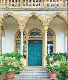 Beautiful architecture and design in Lebanese houses
