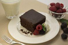Potato Chocolate Cake | PEI Potatoes
