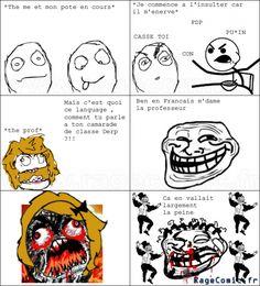 Résultats de recherche d'images pour «troll prof»