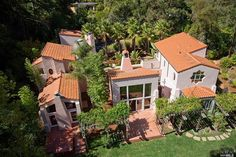 Family compound on nearly one level acre in Corte Madera.
