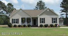 NEW LISTING!!  3052 Twin Creeks  Greenville, NC 27858- Priced @ $205,000.00: Beautiful home on almost an acre and a half lot in popular Twin Creeks. The home has a double car garage, 3 bedrooms, a study off the master bedroom. The master has a large bath w) separate shower and tub and walk in closet. New oversized deck outside as well as a great detached garage/workshop with so many extras, like a covered porch and a built in fire pit. Must see this wonderful home.