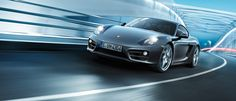 The new Cayman.