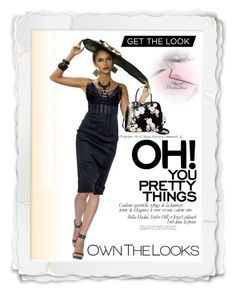 """Oh!"" by bren-johnson ❤ liked on Polyvore featuring Oscar de la Renta, Kate Spade and Gucci"