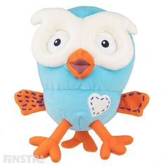 Shop for the Hoot Beanie and more toys, games and gifts featuring Hoot, Hootabelle, Hootly, Giggle Fangs and all your favourite characters at Funstra. To Collect, Tweety, Your Favorite, Plush, Beanie, Games, Toys, Disney Characters, Activity Toys