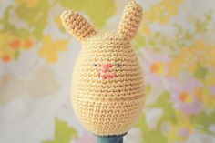 Crochet Easter Bunny tips Very GOOD Pattern included!!