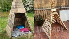 Nábytek z palet pro děti   Prima nápady Outdoor Furniture, Outdoor Decor, Gardening, Home Decor, Homemade Home Decor, Garten, Lawn And Garden, Decoration Home, Horticulture