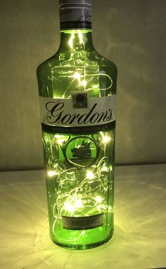 A personal favourite from my Etsy shop https://www.etsy.com/uk/listing/540124983/gordons-gin-led-lamp