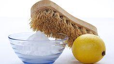Viele Hausmittel sind wirksamer und preisgünstiger als chemische Reiniger.