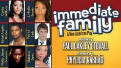 "Phylicia Rashad Directs ""Immediate Family"" at Goodman Theatre.....I've seen this play..it's Amazing! If you're in Chicago, you should check it out...there's even some buzz about it taking a trip to Broadway!"