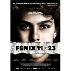 Fenix 11 23 at the Montreal Film Festival - about a high-school activist supporting the Catalan language and being charged with terrorism - based on a true story.  Four stars for me.