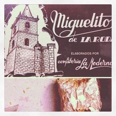 Miguelitos from La Roda