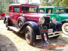 1929 Hupmobile Opera Coupe