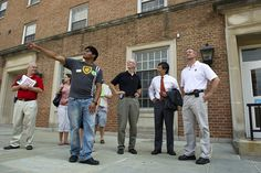 University of Maryland Move In Day by Governor Martin O'Malley, via Flickr