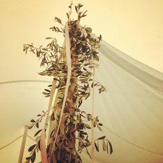 Chuppah detail - Rachel & David's wedding, Paperwhite Party & Ideas Studio